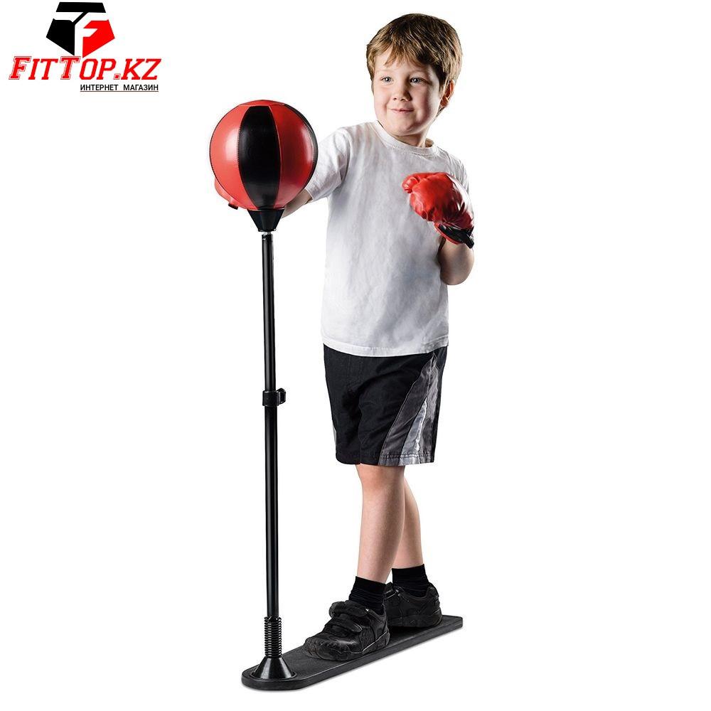 Детский набор для бокса\Чемпионский набор (высота от 80 до 110 см) - фото 1
