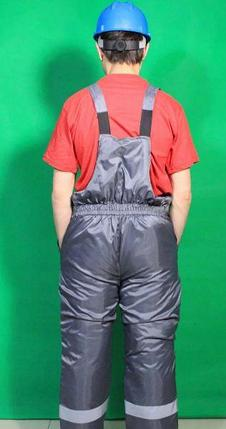 Спецодежда - зимний рабочий костюм утепленный в Алматы, фото 2