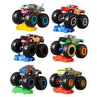 Игрушечная машинка Mattel Hot Wheels Monster Trucks Внедорожник