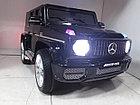 Оригинальный электромобиль Mercedes-Benz G 6.5 AMG Black. Остерегайтесь подделок!, фото 4