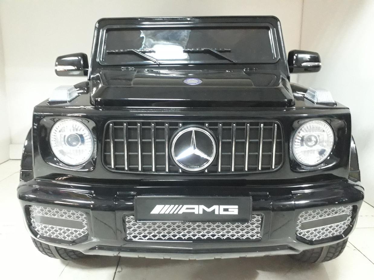 Оригинальный электромобиль Mercedes-Benz G 6.5 AMG Black. Остерегайтесь подделок!