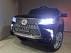 Оригинальный электромобиль Lexus LX 570 Black. Остерегайтесь подделок!, фото 2