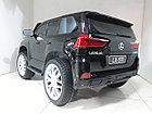 Оригинальный электромобиль Lexus LX 570 Black. Остерегайтесь подделок!, фото 5