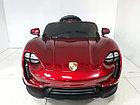 Оригинальный электромобиль Porsche Taycan S Red. Остерегайтесь подделок!, фото 2