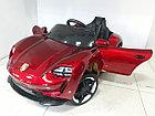 Оригинальный электромобиль Porsche Taycan S Red. Остерегайтесь подделок!, фото 3