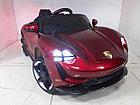 Оригинальный электромобиль Porsche Taycan S Red. Остерегайтесь подделок!, фото 4