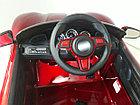 Оригинальный электромобиль Porsche Taycan S Red. Остерегайтесь подделок!, фото 9