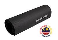 Коврик для йоги 1800х600 5,5 мм черный