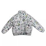 Демисезонная куртка для девочек с принцессами Disney Animators', фото 2