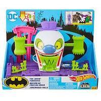 Mattel Hot Wheels Хот Вилс Готэм Сити игровые наборы Джокер