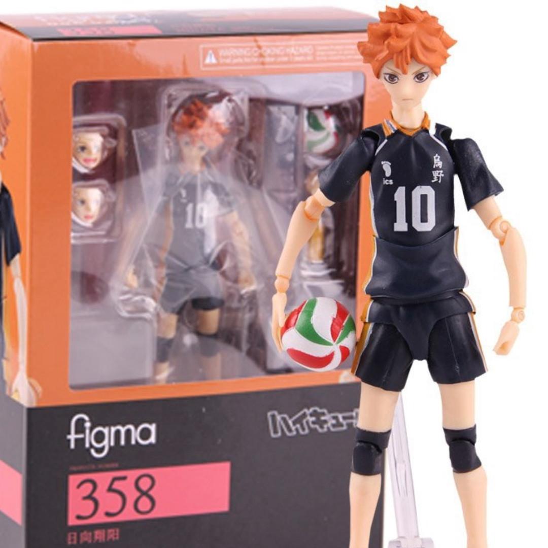 Figma Хината Шоё - Волейбол (Реплика)