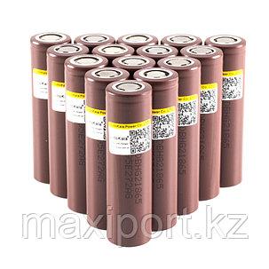 18650 3.7v li-ion аккумуляторы для фонарей и вэйпа 3000mah HG-2, фото 2