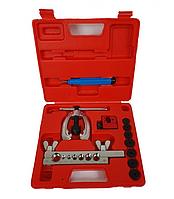 Набор для развальцовки труб 7 пр (3,5,6,8,10,12,14,15,16,19мм), в кейсе Silver 10588