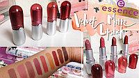 Помада для губ Essence velvet matte lipstick