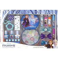 Markwins Frozen подарочный набор детской декоративной косметики для лица и ногтей
