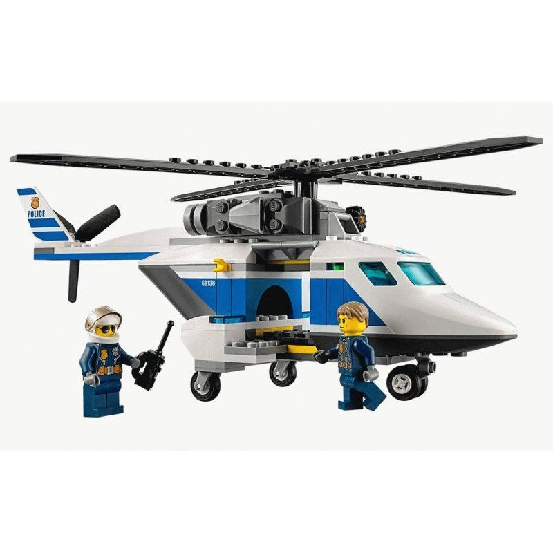 Конструктор BELA Cities Стремительная погоня 10656 (Аналог LEGO City 60138) 318 дет - фото 3