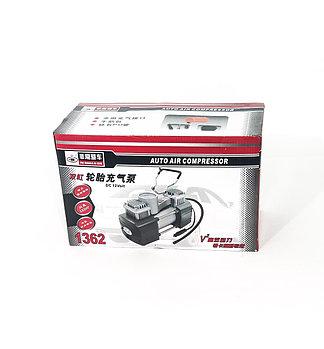 Автомобильный компрессор Сила7 атм x 37 л/мин