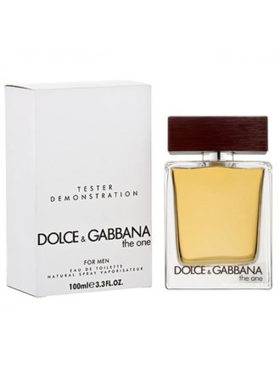 Dolce & Gabbana The One For Men edt teser 100ml