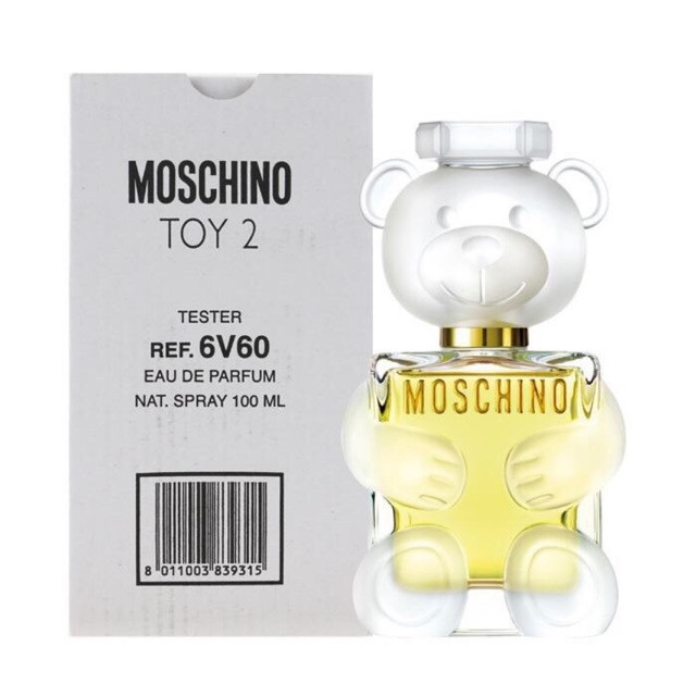 Moschino Toy 2 edt tester 100ml