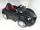 Оригинальный электромобиль Porsche Taycan S mini Black. Остерегайтесь подделок!, фото 2