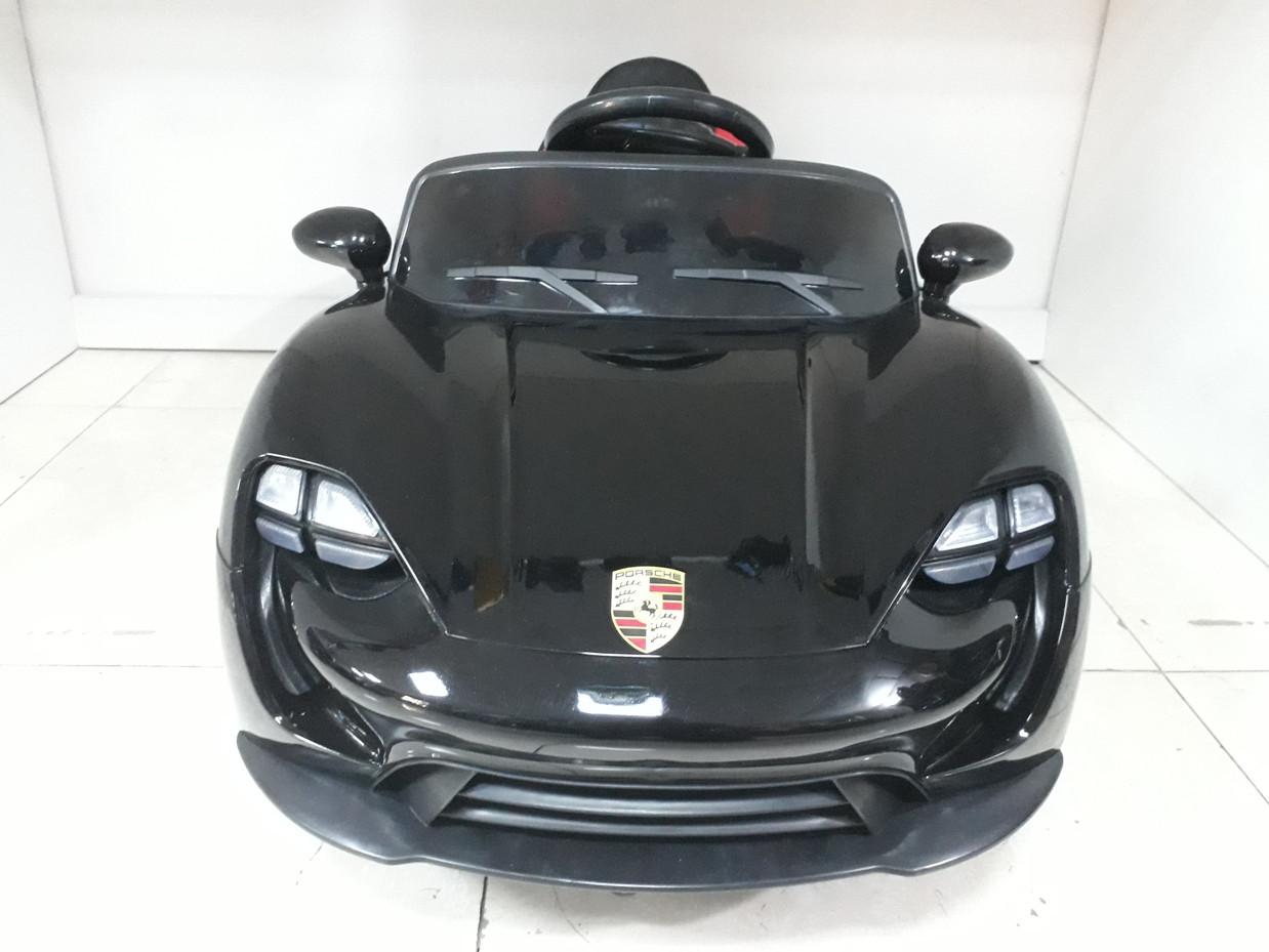 Оригинальный электромобиль Porsche Taycan S mini Black. Остерегайтесь подделок!