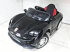 Оригинальный электромобиль Porsche Taycan S mini Black. Остерегайтесь подделок!, фото 3
