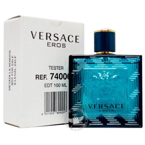 Versace Eros Pour Homme edt tester 100ml