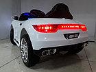 Оригинальный электромобиль Porsche Taycan S mini White. Остерегайтесь подделок!, фото 8