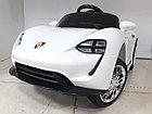 Оригинальный электромобиль Porsche Taycan S mini White. Остерегайтесь подделок!, фото 10