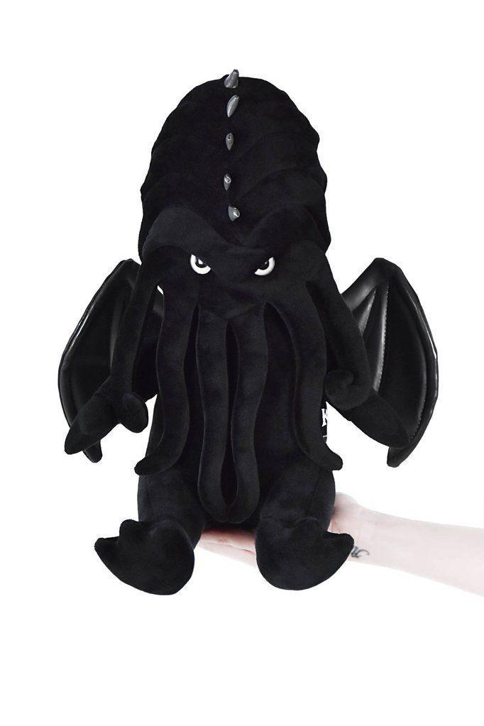 Плюшевая игрушка Ктулху