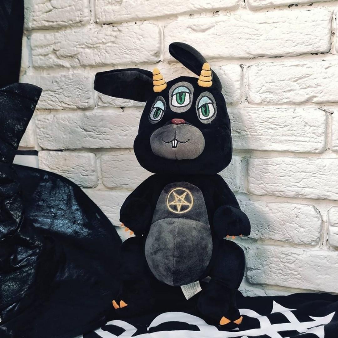 Плюшевая игрушка Кролик Твичи