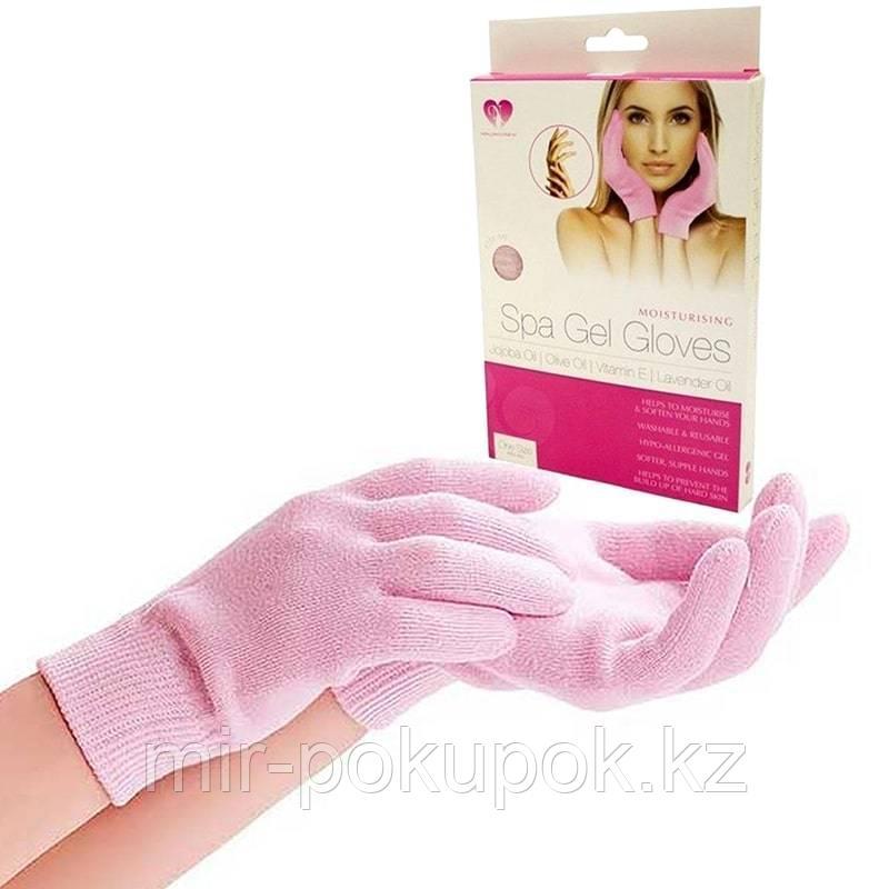 Увлажняющие гелевые СПА-перчатки Spa Gel Gloves