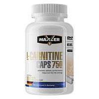 Л-карнитин Maxler 750 мг. 100 капс.