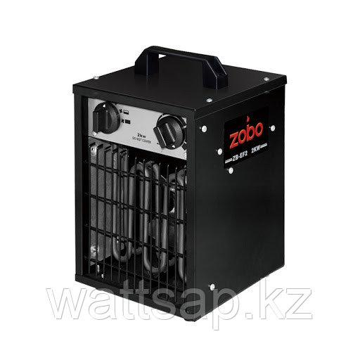 Тепловая пушка (калорифер электрический) Zobo ZB-EF2
