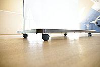 Мобильная стекло-маркерная доска 1000*1700мм, ASKELL Mobile на колесах (модель 2020), фото 2