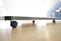 Мобильная стекло-маркерная доска 1000*1700мм, ASKELL Mobile на колесах (модель 2020), фото 7
