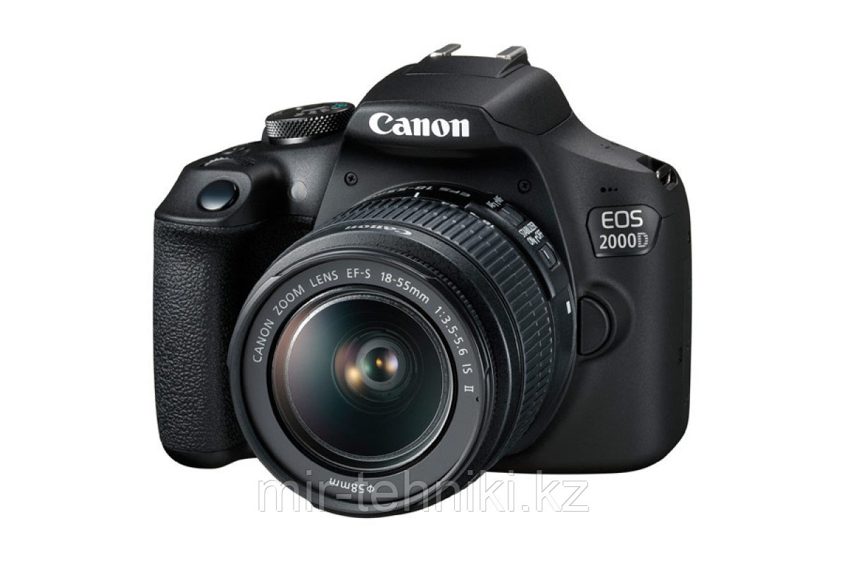 Фотоаппарат Canon EOS 2000D Kit 18-55  III гарантия 2 года
