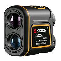 Дальномер лазерный до 1000 м, SNDWAY SW-1000A, фото 1