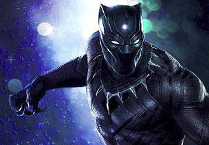 Супергерой Черная пантера фигурки и аксессуары