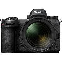 Nikon Z7 Kit Nikkor Z 24-70mm f/4 S + FTZ Adapter, фото 1