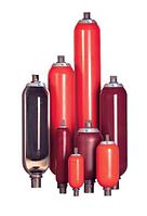 AS5F360CA7V-1-11-C0C0/0 - Пневмогидравлический баллонный аккумулятор, V=5л, Рмакс=360бар, G11/4'', г