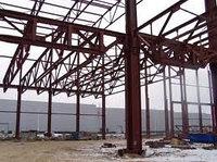 Проектирование и изготовление металлоконстукций для строительства зданий , сооружений