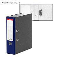 """Папка регистратор А4, 80мм ErichKrause """"Original"""" с арочным механизмом, синяя 49449"""