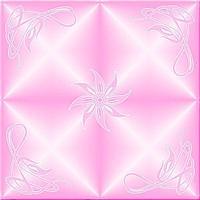 Плитка потолочная Танго розовый
