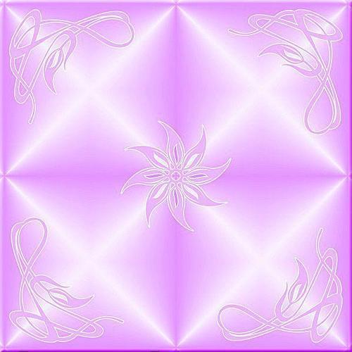 Плитка потолочная Танго фиолет