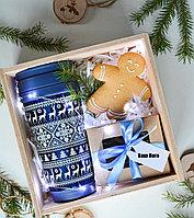 Креативные подарочные наборы на новый год