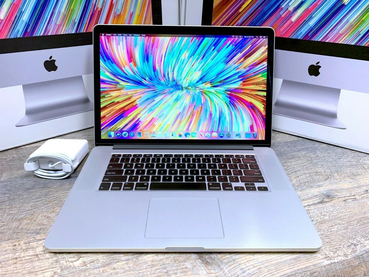 Ремонт ноутбуков и компьютеров Apple Macbook Pro