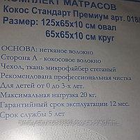 Детский  матрас  PREMIUM MAXI 65 овал + круг, фото 3