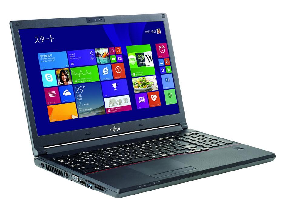 Ремонт ноутбуков и компьютеров Fujitsu Lifebook