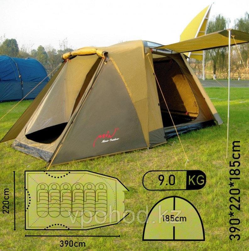Палатка Mimir 1860 шестиместная (240+150*220*185)